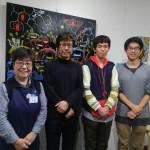 2016/4/17、「たまたまザイール、またコンゴ」著者田中真知さんトークイベント