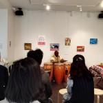 イベント「あふりかの太鼓」タブーさんの演奏